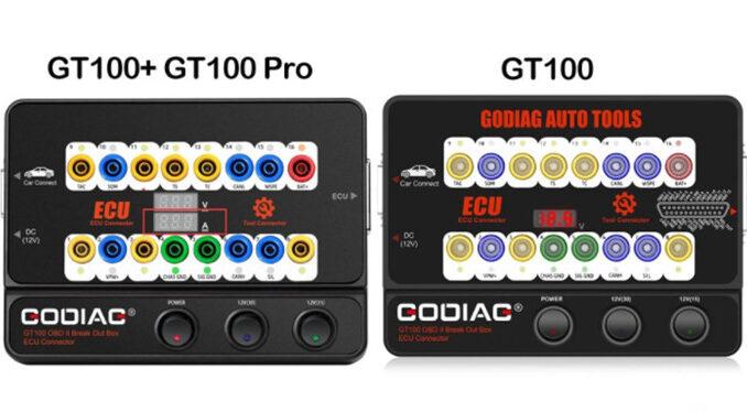 GT100+ GT100 Pro