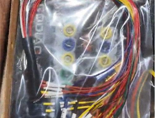 godiag gt100 connector