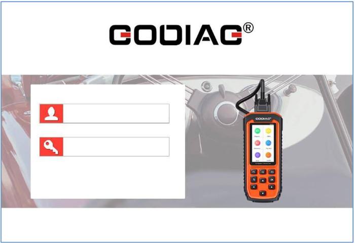 godiag gd201 grgistration